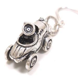 しおり ブックマーカー 栞 ブックマーク おもちゃ 自動車 シルバー925|entiere|03