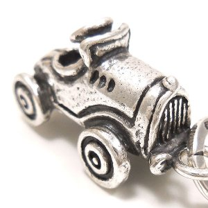 チャーム ペンダントトップ おもちゃ 自動車 シルバー925 CHARMS&Co.|entiere|02