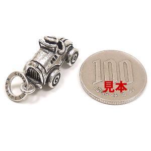 チャーム ペンダントトップ おもちゃ 自動車 シルバー925 CHARMS&Co.|entiere|06