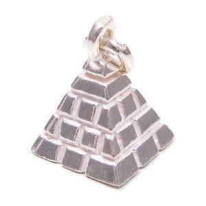 チャーム シルバー925 ピラミッド|entiere