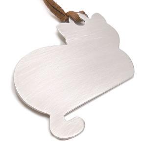 しおり ブックマーカー 栞 ブックマーク 香箱猫 シルバー925 学術書・教科書・単行本向け|entiere|02