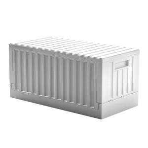 bcl コンテナボックス 45L ホワイトコンテナ ボックス BOX 収納 ケース カゴ 箱 工具 ...
