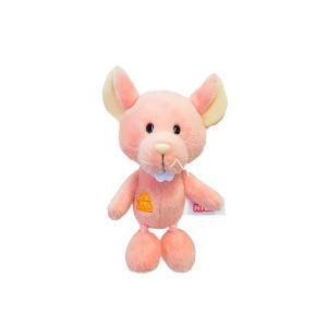 NICI(ニキ) マグネット コネズミ ピンク 12cm