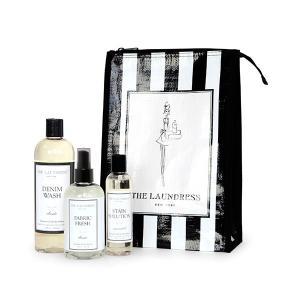 デニム用洗剤 デニム洗い 公式通販 THE LAUNDRESS ランドレス デニムウォッシュキット ...
