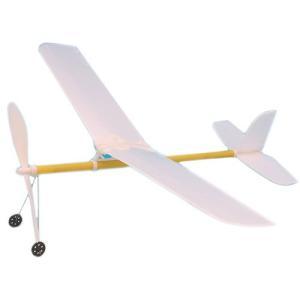 ゴム動力模型飛行機ハヤブサ No750|eomotya