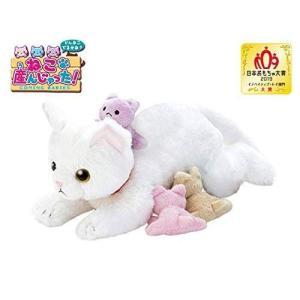 産んじゃったシリーズ ねこ産んじゃった! 電子 ペット 玩具 猫 夢ペット