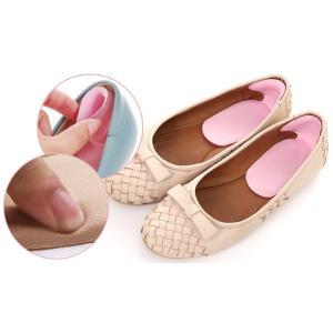 【透明クリア6枚セット】靴ずれ防止 かかと衝撃吸収ジェルパッド ハイヒール【送料無料】|eooplushop