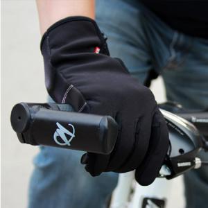 手袋 グローブ スマホ対応 ホットハンズ Lサイズ 防風 防寒 保温|eooplushop