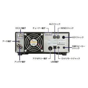 IC-7300S(IC7300S)10W &DM-330MV ICOM アイコム HF+50MHzアマチュア無線用トランシーバー|epartners|02