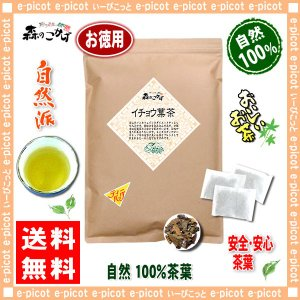 イチョウ葉茶 3g×100p ティーバッグ お徳用 銀杏茶 銀杏葉茶 送料無料 森のこかげ|epicot