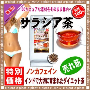 サラシア茶 1kg 業務用 コタラヒム茶 さらしあ茶 森のこかげ 売れ筋|epicot