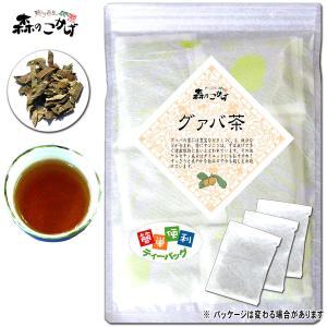 グァバ茶 2g×50p ガバ茶 ティーバッグ グアバシジュウム茶 送料無料 ポイント消化 森のこかげ|epicot