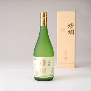 日本酒 地酒 大吟醸 燦爛 720ml 栃木 お取り寄せ ギフト|epinardnasu