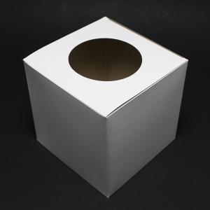 抽選箱 紙 16cm角 白無地|epkyoto