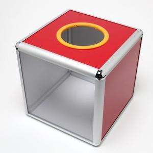 抽選箱 アクリル 22cm角 前面透明|epkyoto