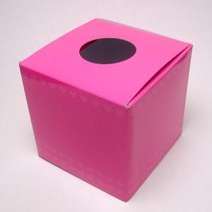抽選箱 紙 20cm角 ハート|epkyoto