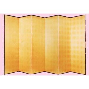 金屏風 高さ2m10cm|epkyoto