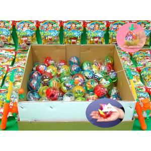 お菓子釣り クジ付キャンディカプセル 80人用