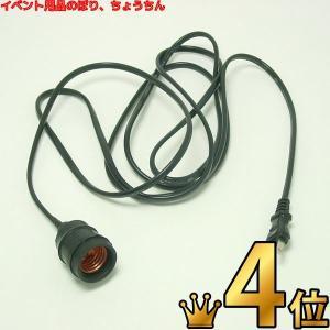 提灯用 電気コード 1灯|epkyoto
