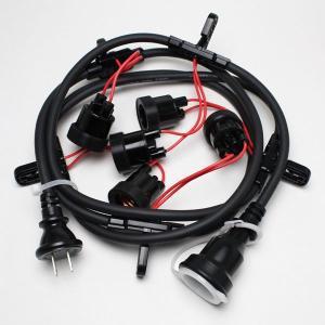 提灯用 電気コード 5灯 50cm間隔 全長2.5m|epkyoto