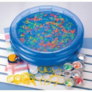 おもちゃ金魚すくい縁日セット 400ヶ入り