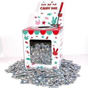 すくい大会セット 紙幣チョコ 約100人用|epkyoto