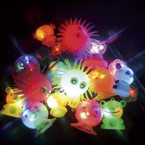 UFOキャッチャー用景品 光るおもちゃ 100ヶセット|epkyoto