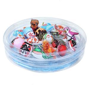 海の生き物ヨーヨー釣り縁日セット 100ヶ入り〜割れないヨーヨー釣り・縁日用品・お祭りグッズ|epkyoto