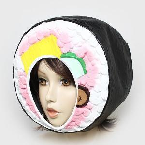 かぶりもの 巻き寿司|epkyoto