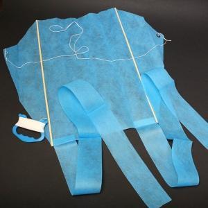 工作キット 手作り凧 六角 布