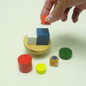 木のおもちゃ バランス積み木|epkyoto