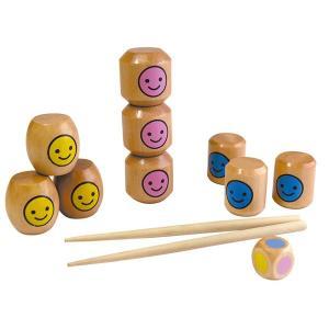 木のおもちゃ お箸積み木|epkyoto