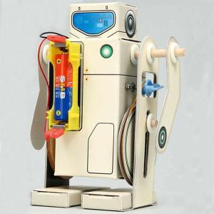 工作キット 手作り歩行ロボット epkyoto