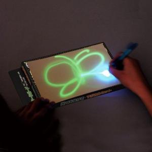体験 光のお絵描き|epkyoto