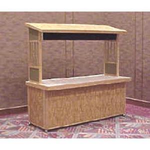 屋台什器 木製 W1m51cm|epkyoto