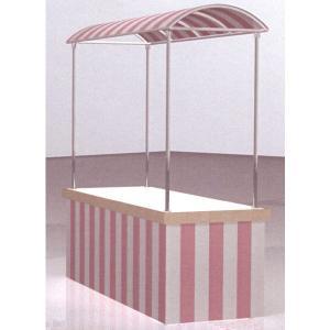 屋台什器 スチール&ステンレスパイプ|epkyoto