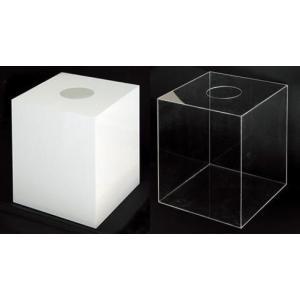抽選箱 アクリル 25cm角縦長|epkyoto