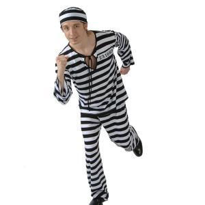 コスチューム 囚人