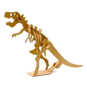 ダンボール工作 ティラノサウルス|epkyoto