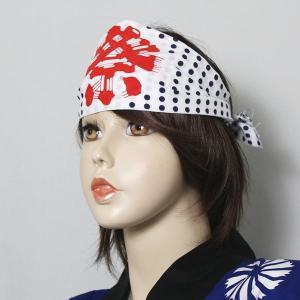 本格祭ハッピ 市松柄 帯・鉢巻き付|epkyoto|04
