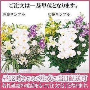 川越市斎場 ご供花配送(一基)|epoch-japan
