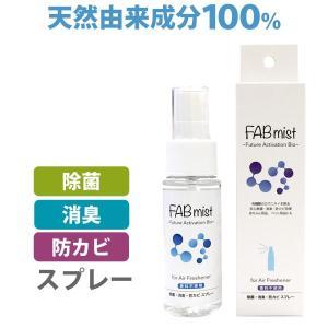 除菌スプレー  FABミスト★ファブミスト★除菌防カビ消臭(50ml)
