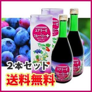 酵素飲料ユアラーゼ・ブルーベリープラス 2本セット(1本50...
