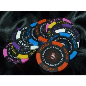 Cool【単品】カジノ ポーカー チップ ゴルフ グリーンマーカー