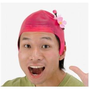 かつら 桜 キャップ つるっパゲ|epshop