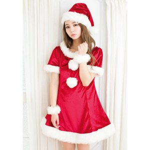 サンタドレス ワンピース プリティ|epshop