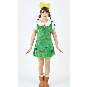 クリスマスツリードレス 着ぐるみ風 epshop 03