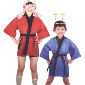 子供簡易ハッピ お遊戯・ダンスハッピ 10枚セット 幼児用|epshop