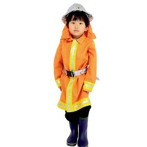 消防士のコスプレ 子供用 epshop
