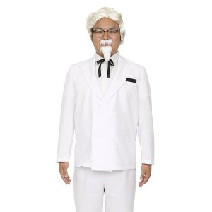 ウィッグとコスチュームがセットになって、誰でもお手軽に本格仮装が楽しめます。 【仕様】 前ボタン サ...
